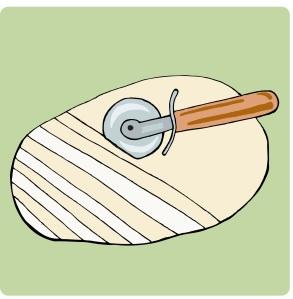 Sliced Pasta