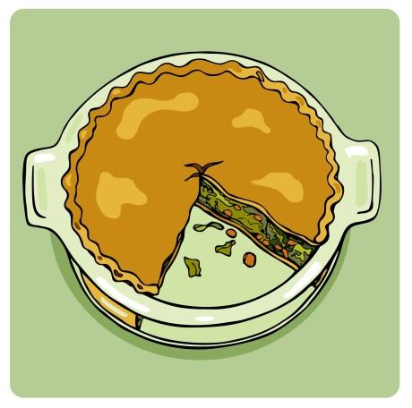 Kale Pie