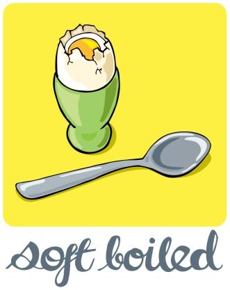 soft boiled