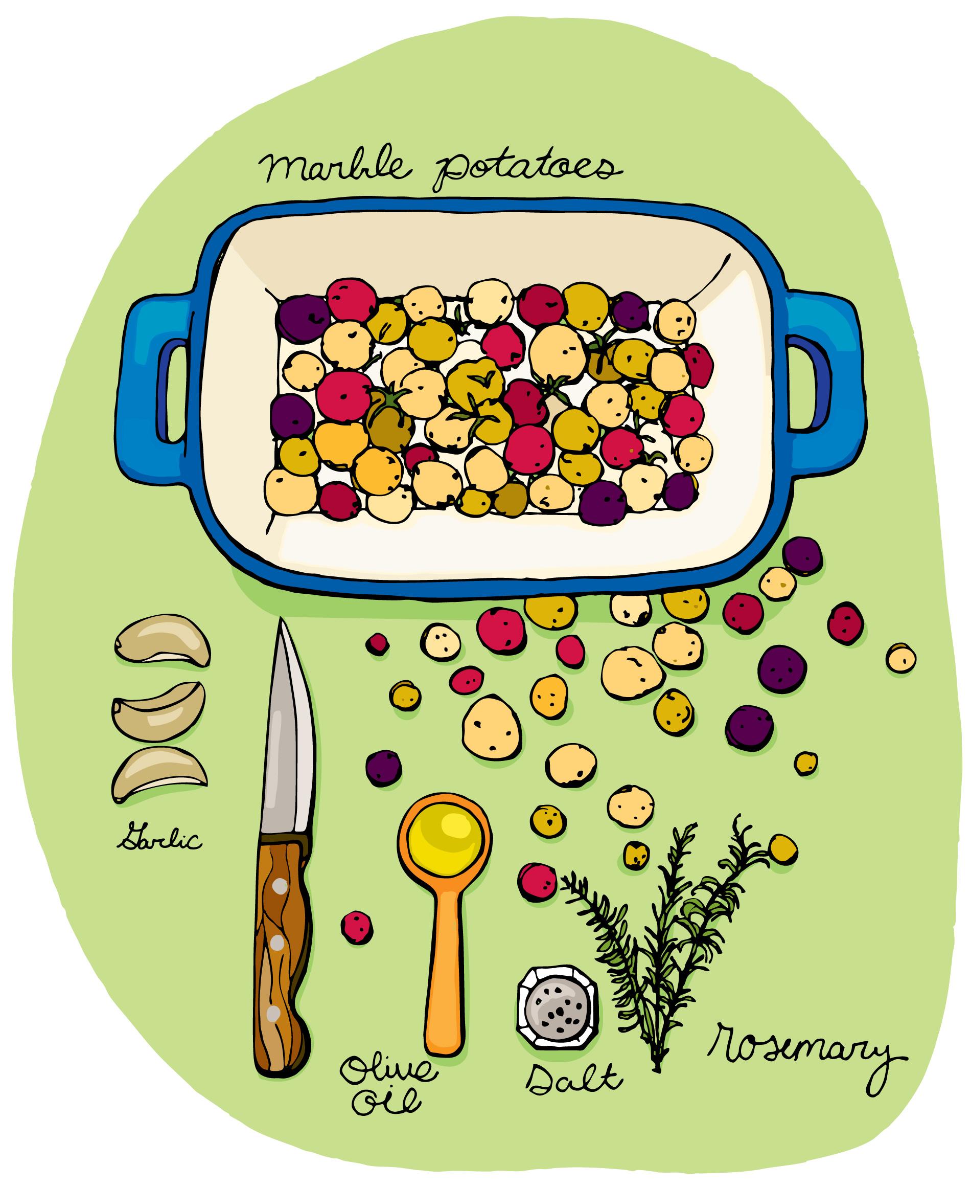 ... with rosemary potatoes rosemary and garlic roasted potatoes teeny tiny